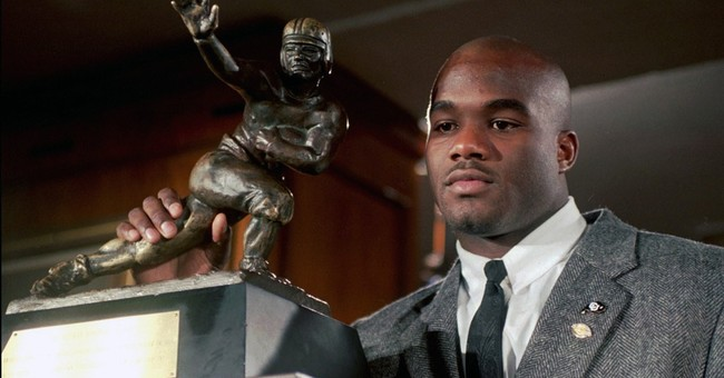 Friends remember Rashaan Salaam as more than a football star