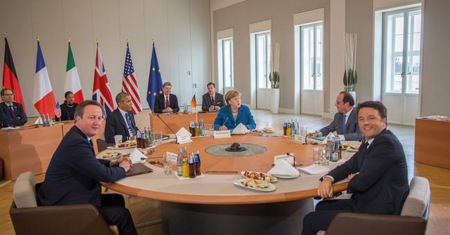 Merkel is last of Obama's key European allies still standing