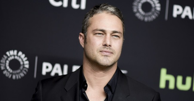 Taylor Kinney helps 'Chicago Fire' celebrate a milestone