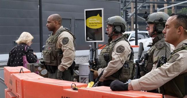 The Latest: FBI: No evidence LA subway threat is credible