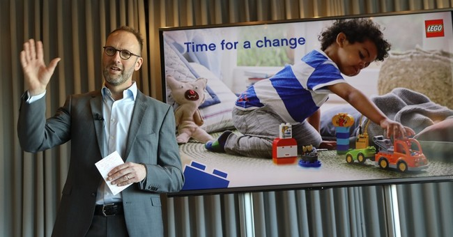 Longtime Lego CEO to be replaced next year