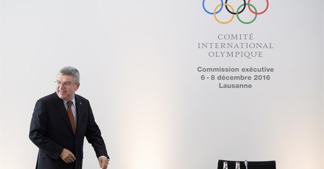 IOC extends provisional measures against Russia