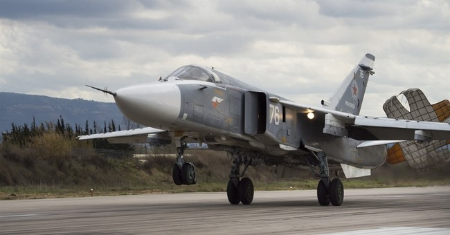 Putin's Russia seeks to project power with modern military