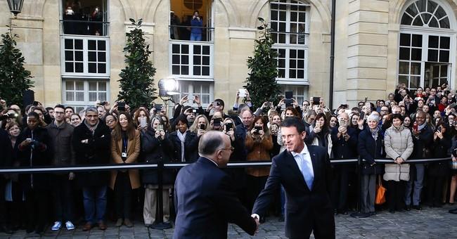 Cazeneuve is France's new prime minister as Valls steps down