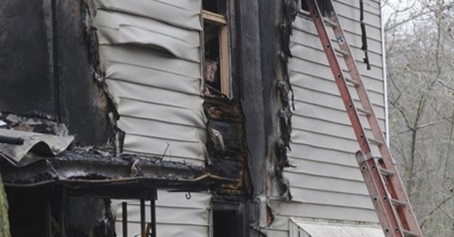 Authorities: 2 children among 3 dead in Indiana house fire