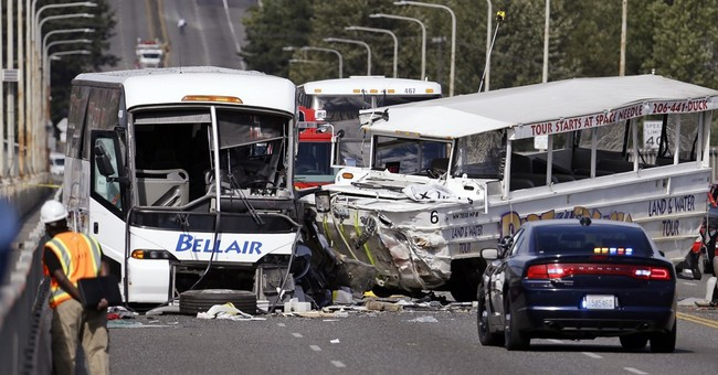 Maker of vehicle involved in Seattle crash to pay up to $1M