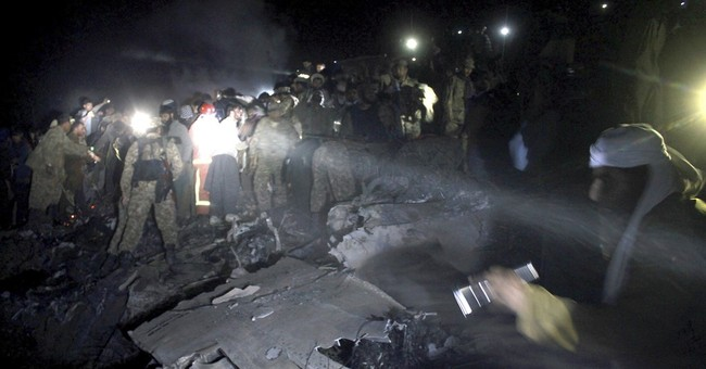 Remains of 47 victims of plane crash to be sent to Islamabad