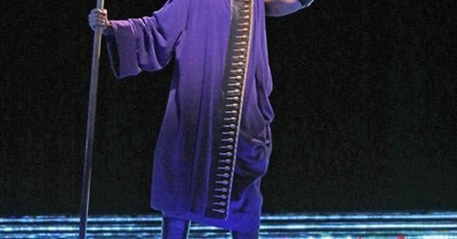Met stages female composer's opera 'L'Amour de Loin'