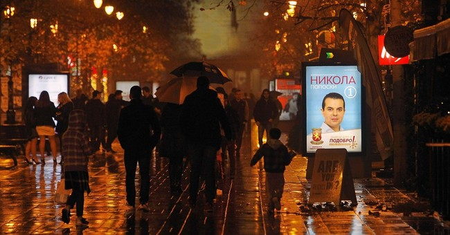 Macedonia to hold early vote after corruption allegations