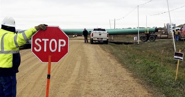 Dakota Access pipeline company fighting small state fine