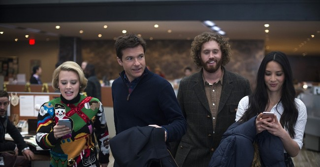 Review: 'Office Christmas Party' throws a holiday rager