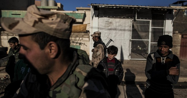 Iraqi forces face fierce IS attacks after new Mosul push