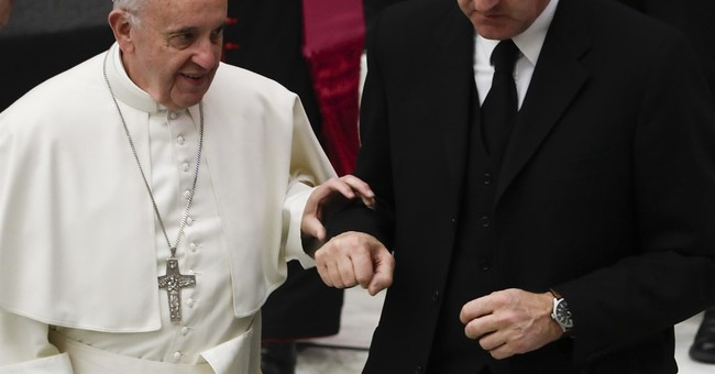 Pope insists suggestion on remarried has church backing