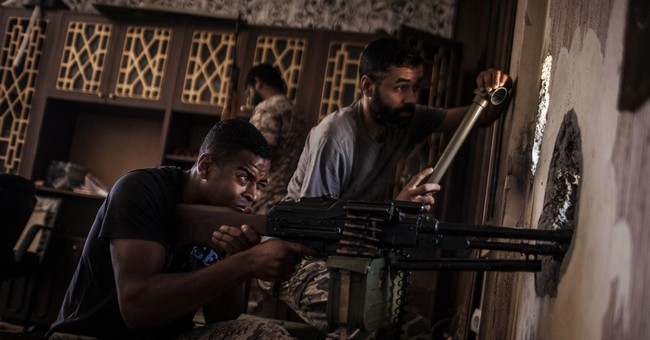 AP Explains: What next after the downfall of IS in Sirte?