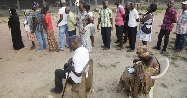 Ghana president, longtime opposition leader face off in vote