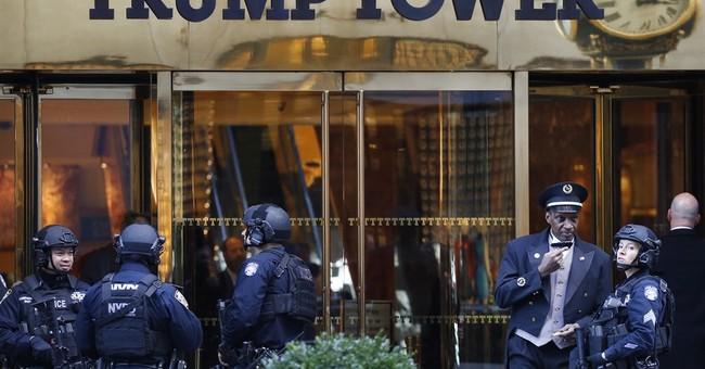 Democrats: Congress stiffing city on Donald Trump's security