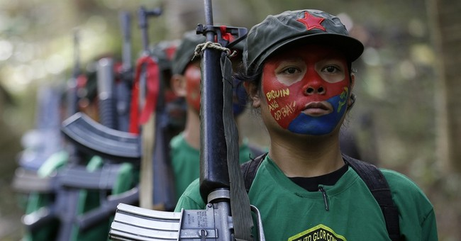 Philippine rebels threaten to end monthslong cease-fire