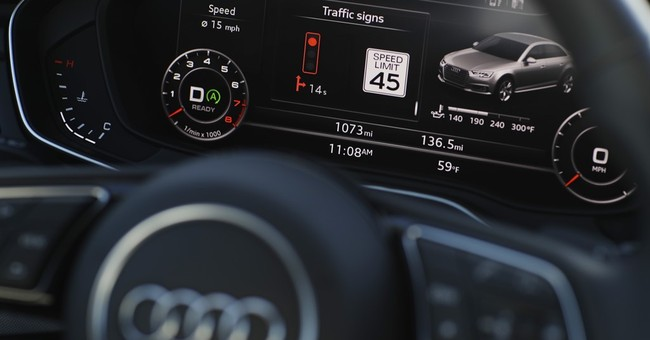 Car company offering red light-reading vehicles in Las Vegas