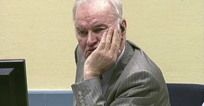 UN prosecutors demand life sentence for Gen. Ratko Mladic