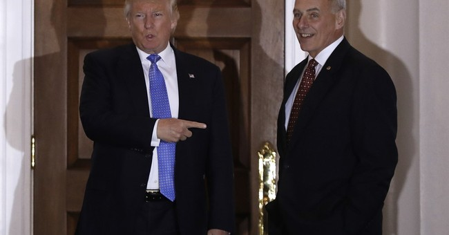 Trumps taps retired Marine general for homeland security