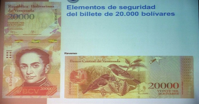 Venezuela unveils 6 new bills amid galloping inflation