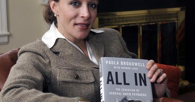 Paula Broadwell: Petraeus cabinet talk 'a bit of a shocker'