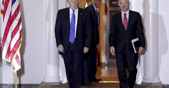 Trump picks fast food executive Andrew Puzder for Labor