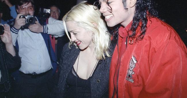 Kiss and Tell? Madonna makes Michael Jackson revelation