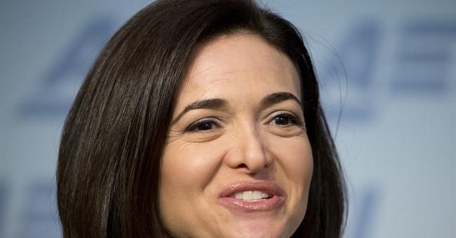 Sandberg: False stories on Facebook didn't sway election
