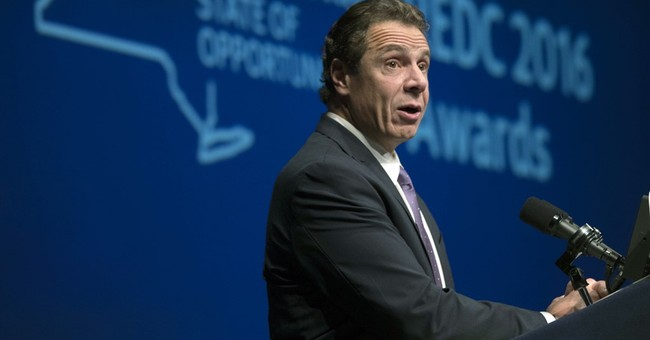 New York governor met with feds on ex-aide's corruption case