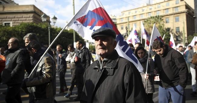 Strikes, anti-austerity rallies held across Greece