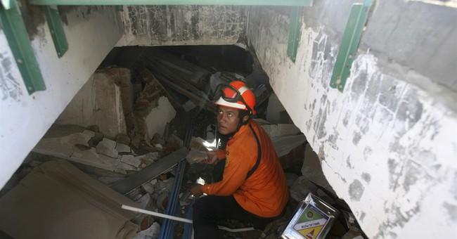 Indonesia quake stirs grim memories for tsunami survivors