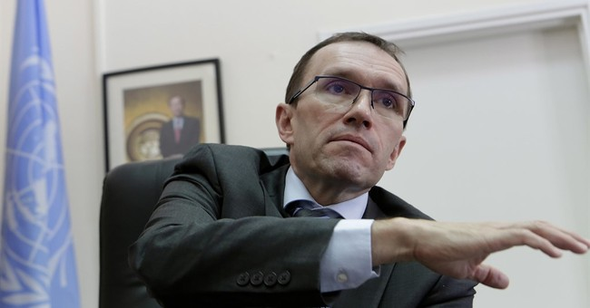 AP Interview: UN envoy says Erdogan ready to deal on Cyprus