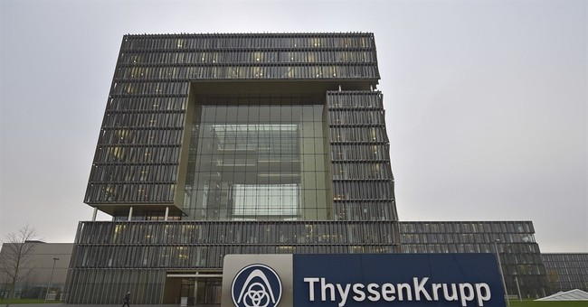 Germany's ThyssenKrupp hit by sustained hacking attack