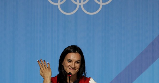 Doping agency criticizes Russia as Isinbayeva given key role