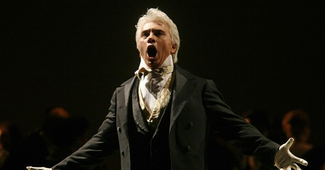 Hvorostovsky withdraws from staged opera because of tumor