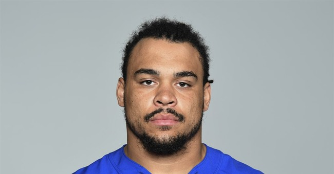 Police investigating racist graffiti in Giants player's home