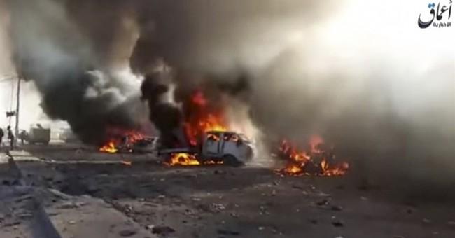 Iraq's parliament speaker says airstrike killed civilians