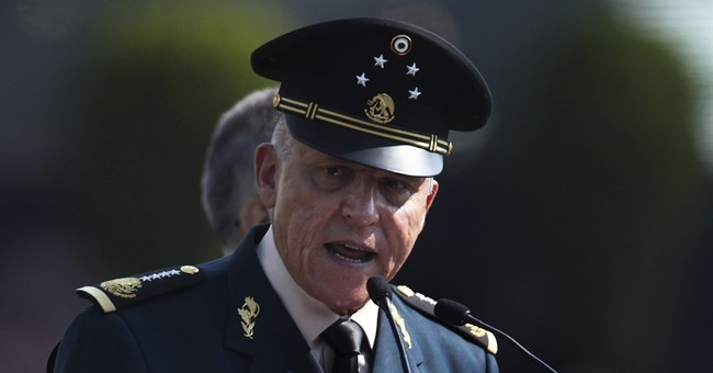 Mexico general says army not happy with law-enforcement role