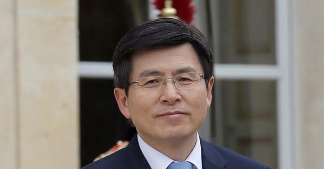 S. Korea's interim leader was Park defender; powers unclear