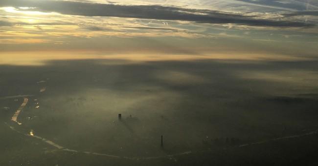 Paris pollution: Medics on alert, outdoor sports not advised