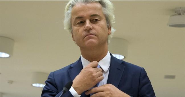 Populist lawmaker Wilders convicted of anti-Moroccan chants