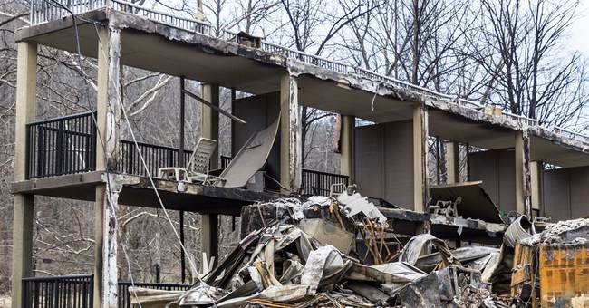 Tourists stream back to Gatlinburg, but rebuilding looms