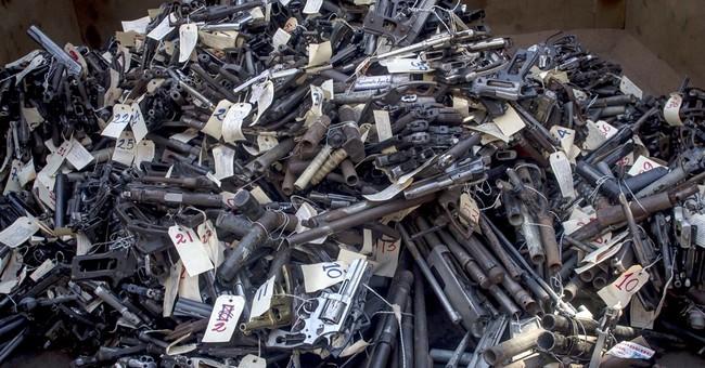 Program seeks to use seized guns for good in El Salvador