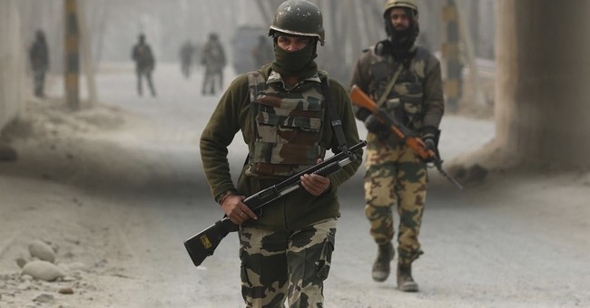 Police: Gunbattle in Kashmir ends; 2 suspected rebels killed