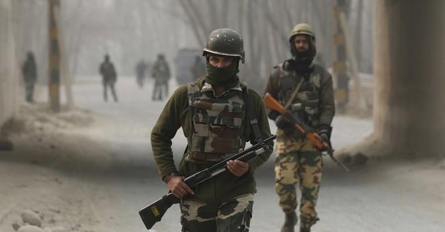 Police: Gunbattle in Kashmir ends; 2 suspected rebels killed