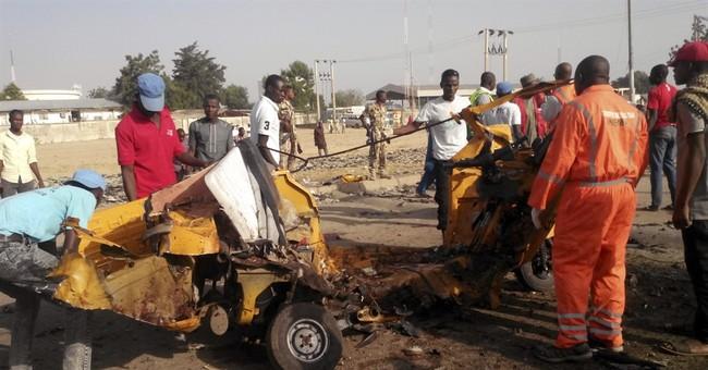 Bomb blasts kill 30 in northeast Nigeria; Boko Haram blamed