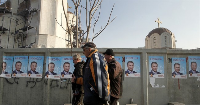 4 parties contending in Sunday's elections in Macedonia