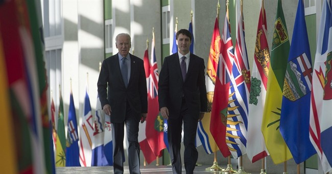 Canada reaches carbon agreement with provinces