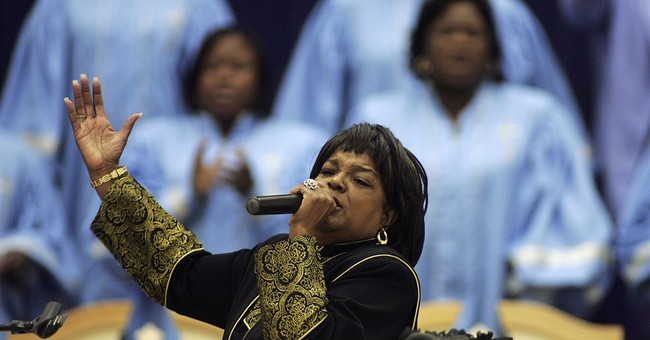 Gospel singer Shirley Caesar sues Georgia artist over song